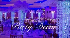 PARTY DECOR CREATIONS ( WEDDING, CHRISTENING, PARTIES | CYPRUS )